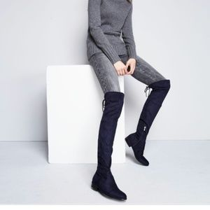 618458fa59c GORGEOUS Marc Fisher black over the knee boots 9 ...